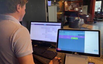 Funbutler integrerar med kassasystemet Onslip