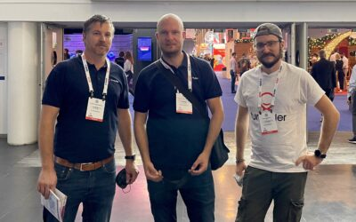 Funbutler besökte IAAPA Expo Europe 2021 i Barcelona